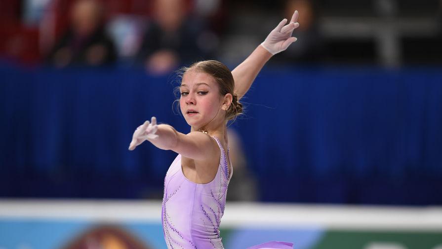 Авербух высказался о короткой программе у женщин на чемпионате России