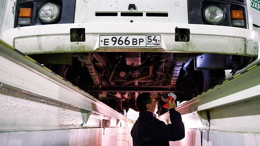Минтранс пересмотрит требования к фотографиям автомобилей в ходе ТО