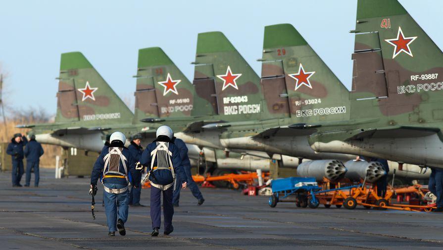 Более трех тысяч боевых воздушных судов засекли у границ РФ в 2020 году