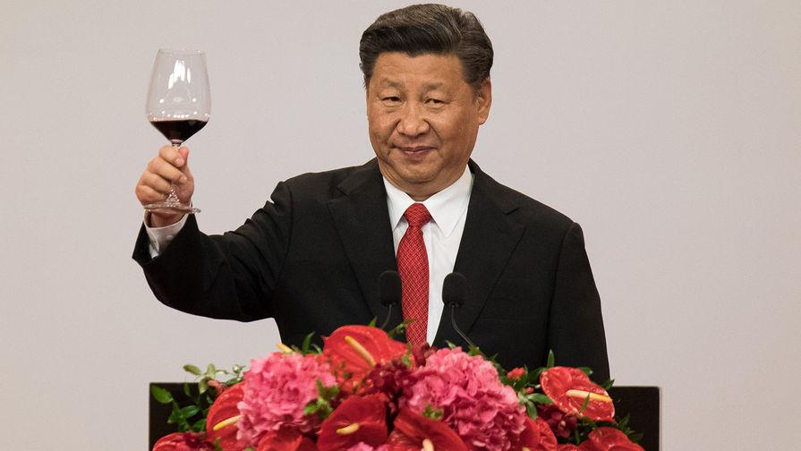Си Цзиньпин поздравил китайцев и народы всего мира с Новым годом