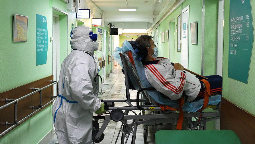 В России выявили 11 359 новых случаев COVID-19