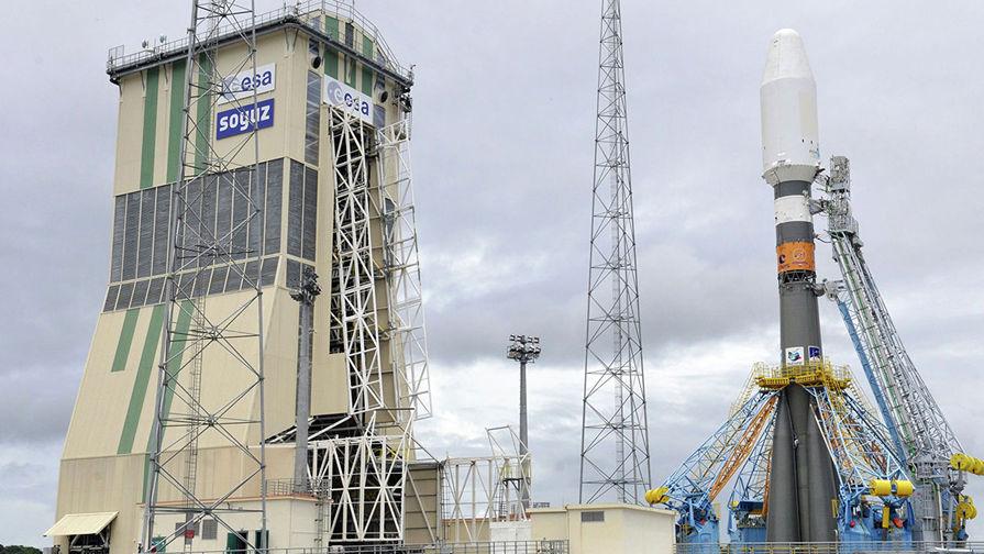 Европа приняла решение запустить спутники Galileo на 'Союзе'