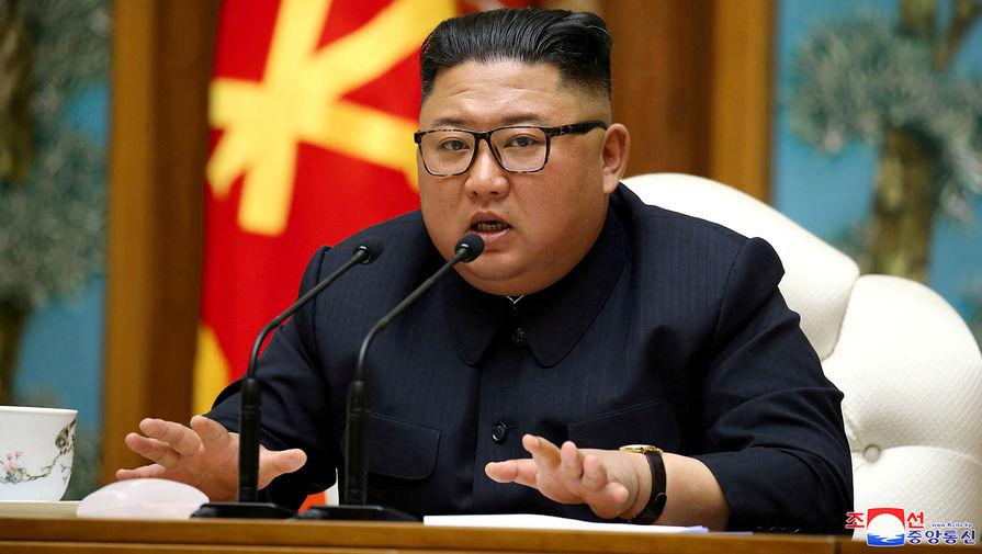Ким Чен Ын заявил, что США является главным врагом КНДР