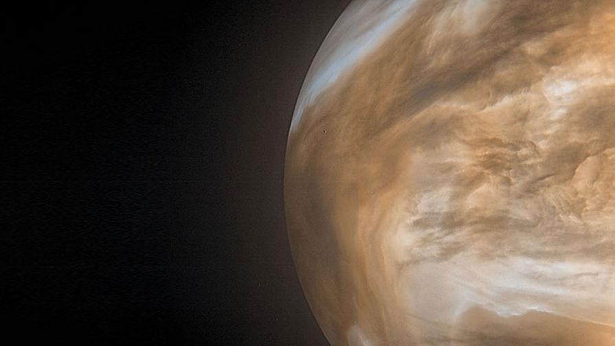 Россия изучит состав грунта с Венеры