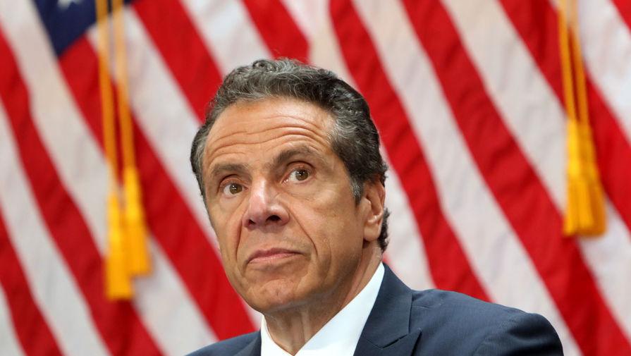 Губернатора Нью-Йорка обвинили в сексуальных домогательствах в шестой раз