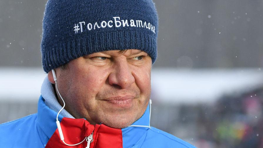Губерниев отреагировал на слухи о переходе Большунова в биатлон