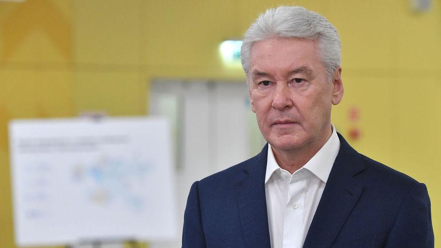 Собянин: коронавирусом переболели больше половины москвичей