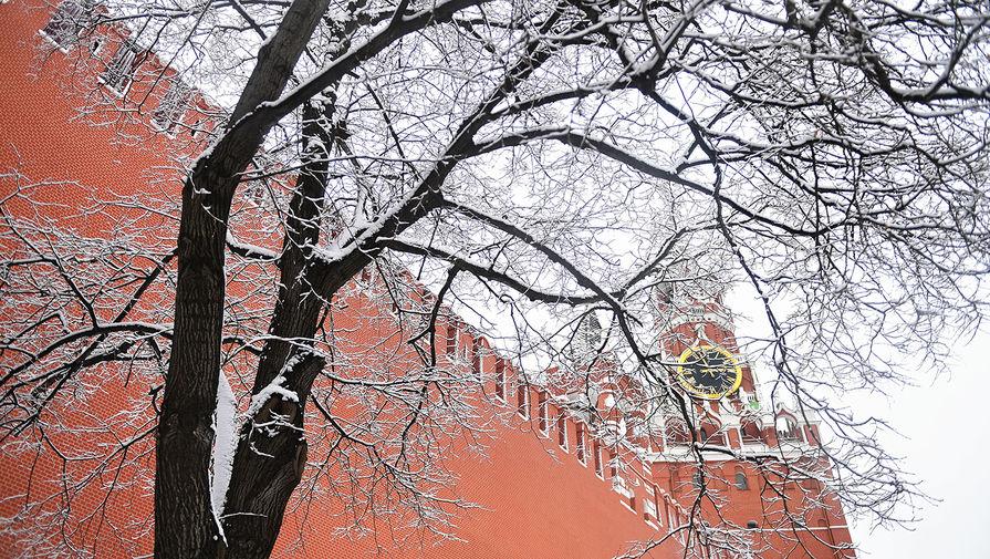 В Москве в четверг ожидается до -10°С