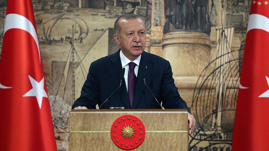 Эрдоган допустил, что в Турции могут разработать новую конституцию