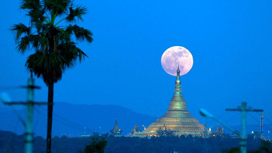 В Мьянме задержали президента страны и госсоветника