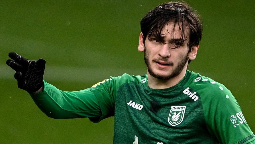В 'Рубине' отреагировали на новость об интересе к их игроку со стороны 'Юве' и 'Милана'