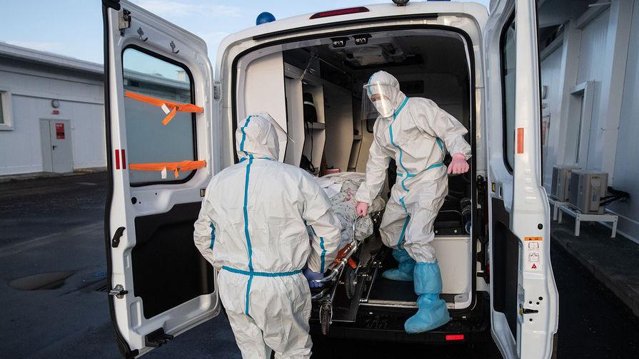 В России число случаев коронавируса превысило 2,5 млн