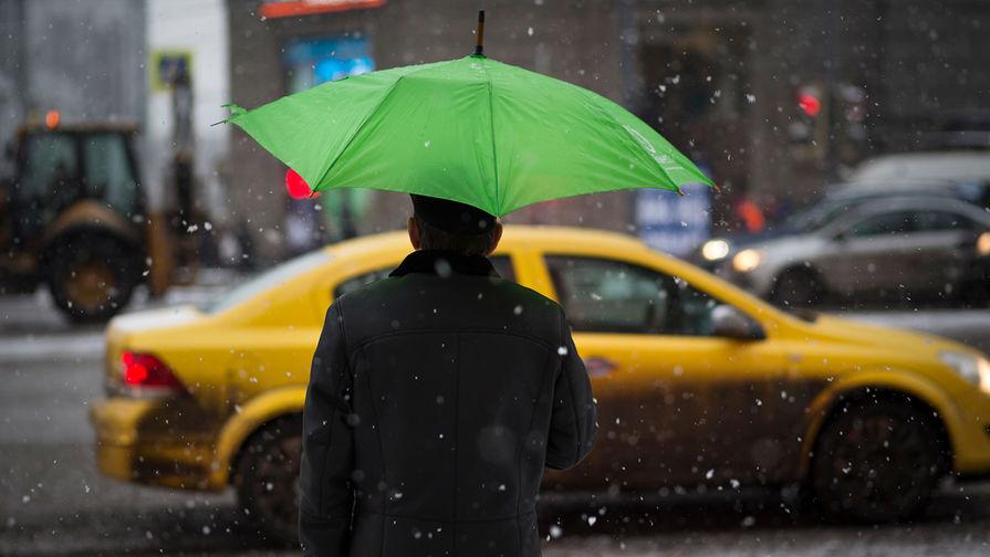 Синоптик рассказал о погоде на неделю в Москве