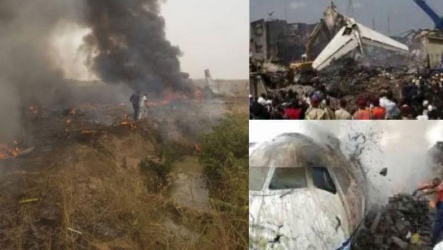 Власти Нигерии назвали число жертв крушения военного самолета