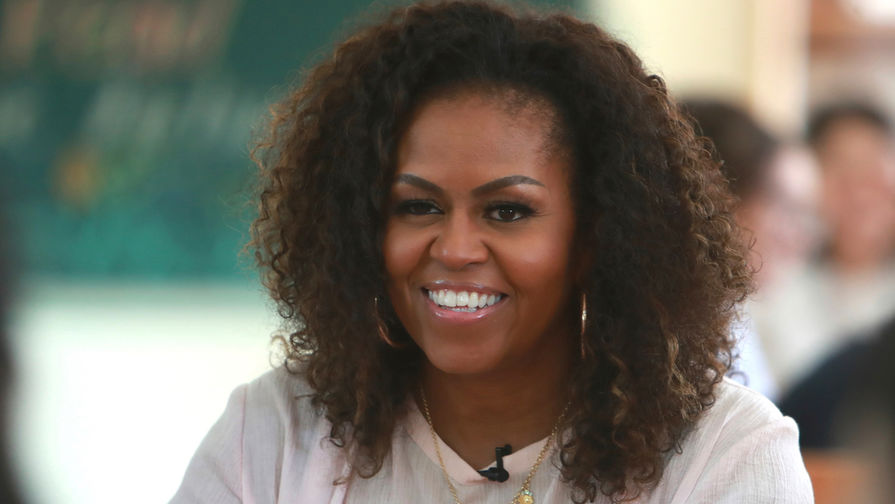 Мишель Обама запускает новое детское шоу на Netflix