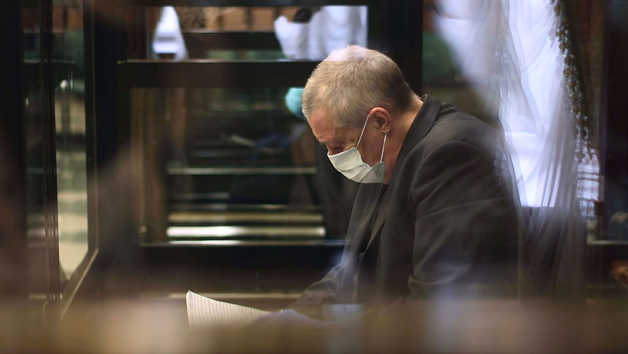 Ефремов пожаловался на своего адвоката