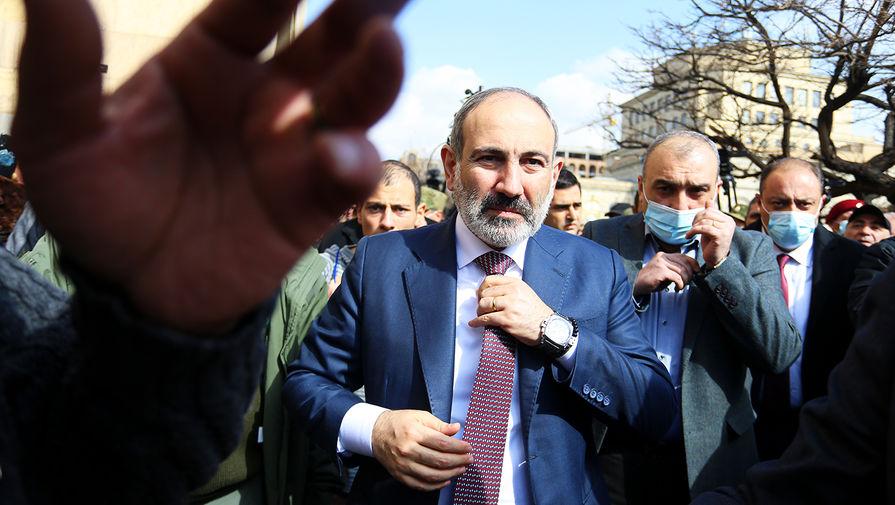 Оппозиция в Армении отреагировала на решение Пашиняна об отставке