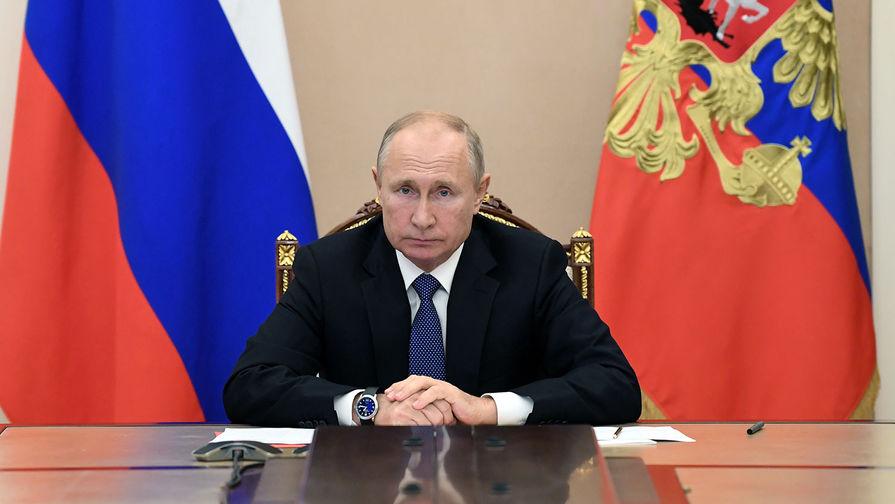 Путин видит в росте цен на продукты попытку подогнать внутренние цены под мировые