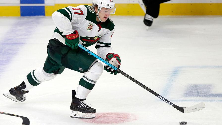 Капризов забросил вторую шайбу в сезоне НХЛ