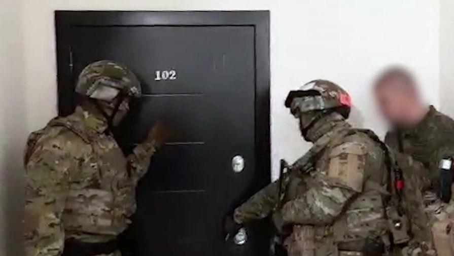 ФСБ задержала 14 участников украинской неонацистской группы