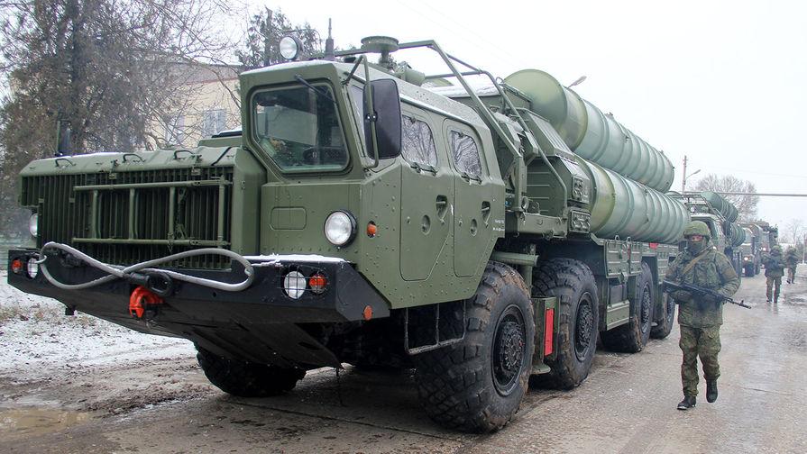 Зенитный полк с С-400 'Триумф' заступит на дежурство в Самарской области