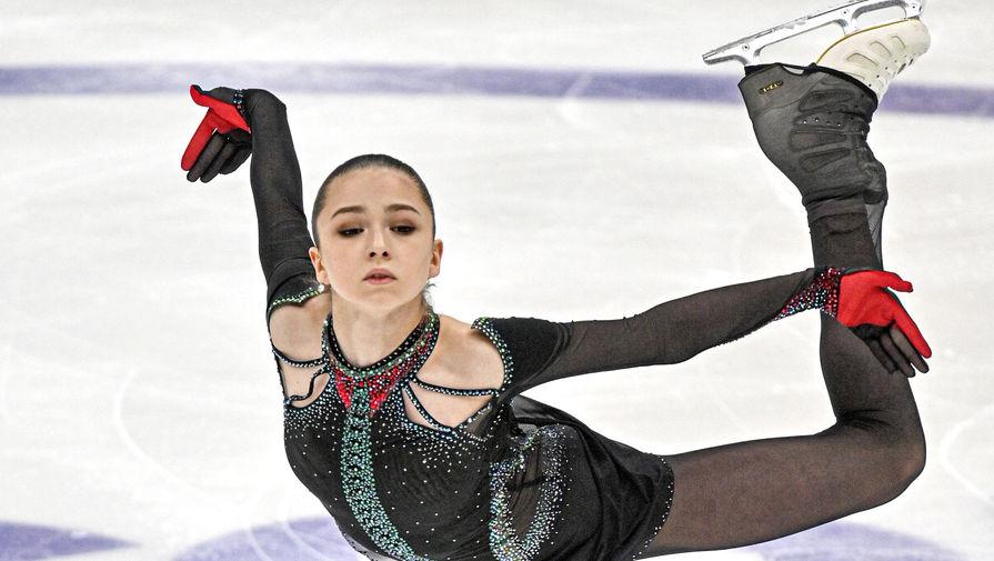Жулин прокомментировал победу Валиевой на Кубке России