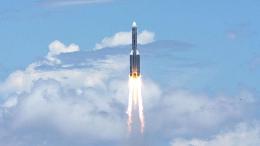 Россия приостановила создание сверхтяжелой ракеты 'Енисей' для полета на Луну
