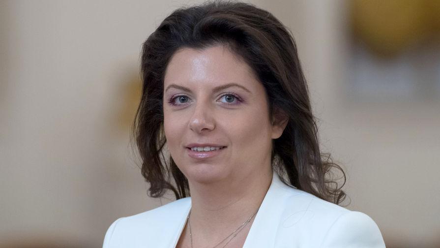 Симоньян опровергла слухи о выдвижении в Госдуму