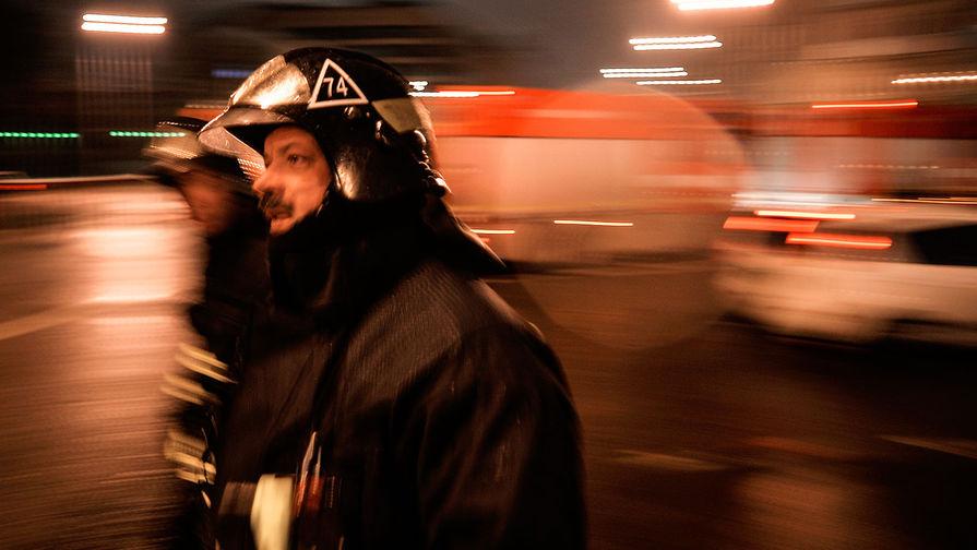При пожаре в жилом доме под Красноярском погибли четыре человека