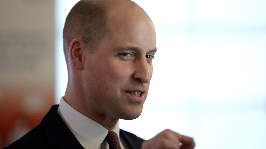 СМИ: принц Уильям втайне переболел коронавирусом