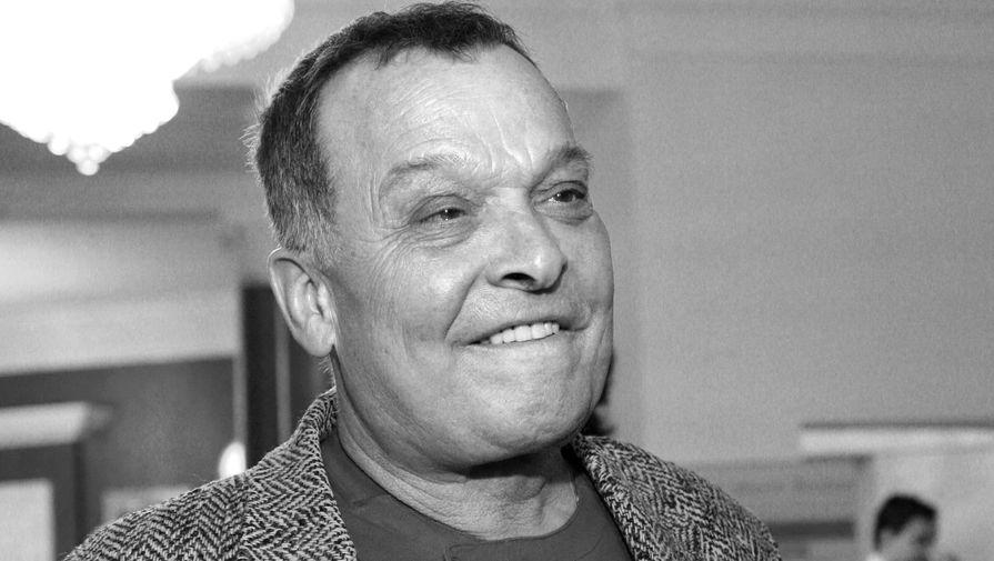 Оператор Алисов умер в возрасте 80 лет