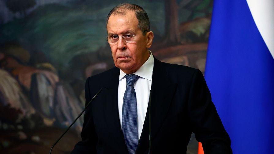 Лавров назвал 'отсутствие нормальности' главной проблемой в отношениях РФ и ЕС