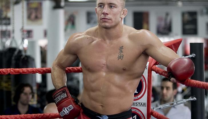 Чемпион UFC бросил вызов Сен-Пьеру