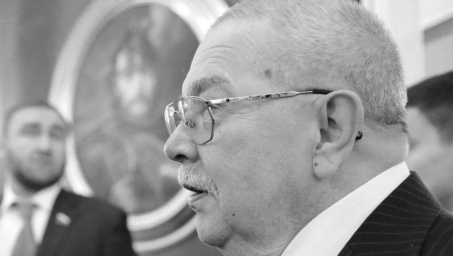 Умер 'голос' Кремля Евгений Хорошевцев