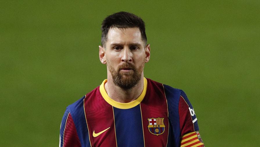 Дубль Месси помог 'Барселоне' разгромить 'Уэску'