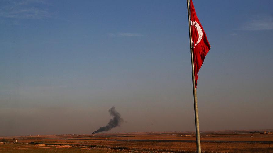 Взрыв произошел вблизи турецкой базы в Сирии, есть погибшие