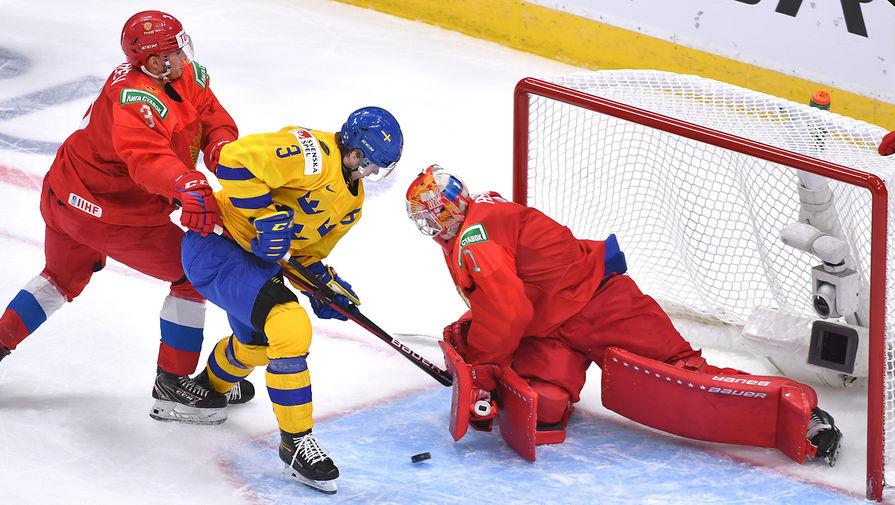 Третьяк: матч Россия - Швеция был достоин финала