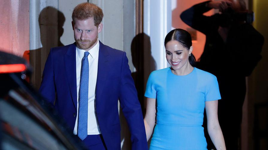 Принц Гарри и Меган Маркл будет ведущими подкастов на Spotify