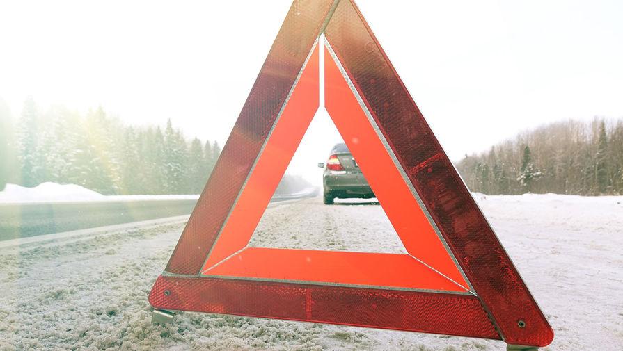 Легковушка попала в смертельное ДТП с грузовиком на Ярославском шоссе