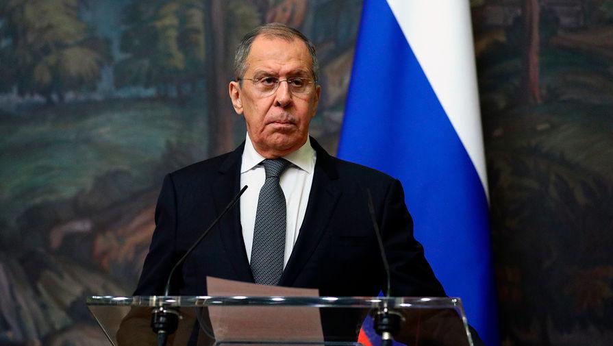 Лавров обсудил содействие в нормализации ситуации в Ливии с главой МИД Египта