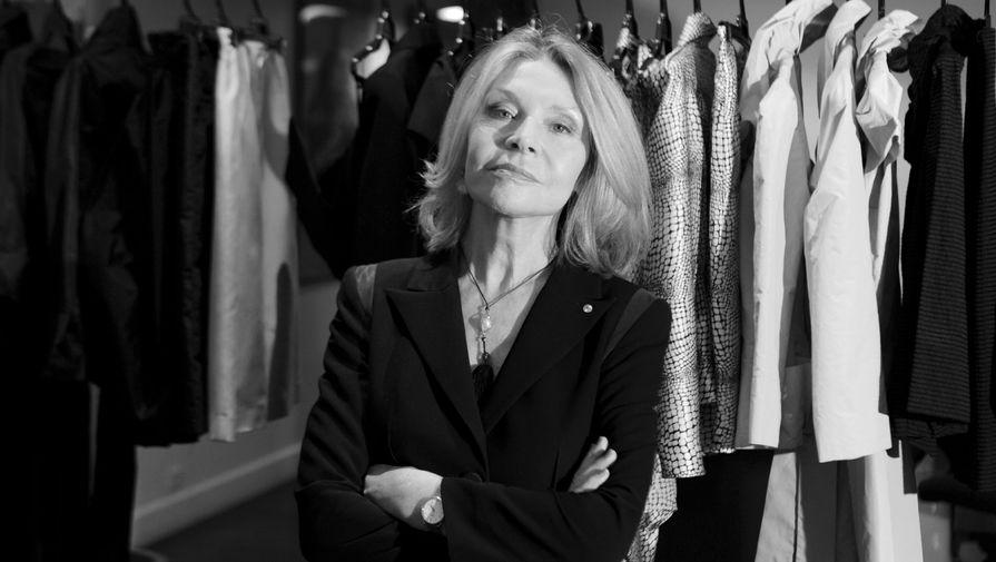 Умерла модельер Карла Мария Зампатти
