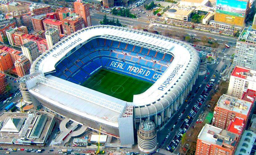 'Реал' направил строительную технику на расчистку Мадрида от снегопада
