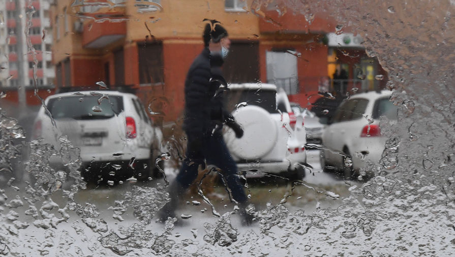 Ночь на 9 декабря стала самой холодной в Москве с начала зимы