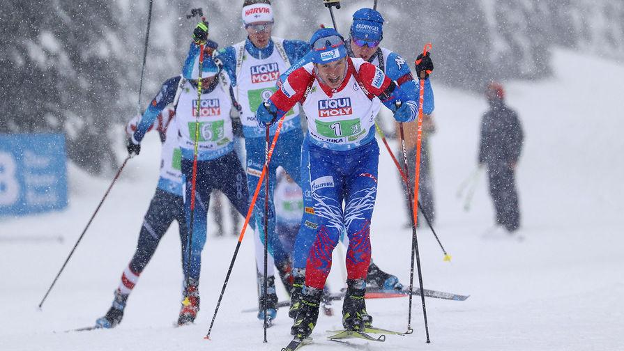 Биатлонистка Басерга выиграла спринт на ЮЧМ-2021