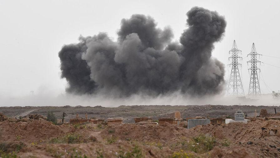 В Совфеде прокомментировали удар США по Сирии