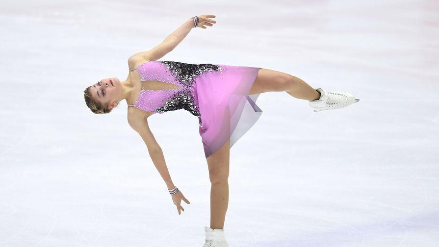 Олимпийская чемпионка высказалась о решении Косторной сняться с чемпионата России