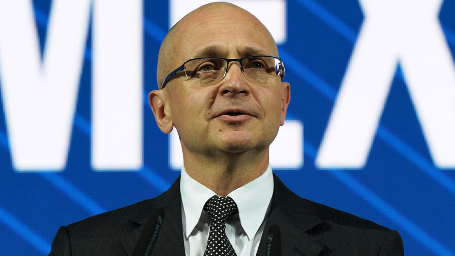 Кириенко заявил о необходимости международных правил для IT-компаний