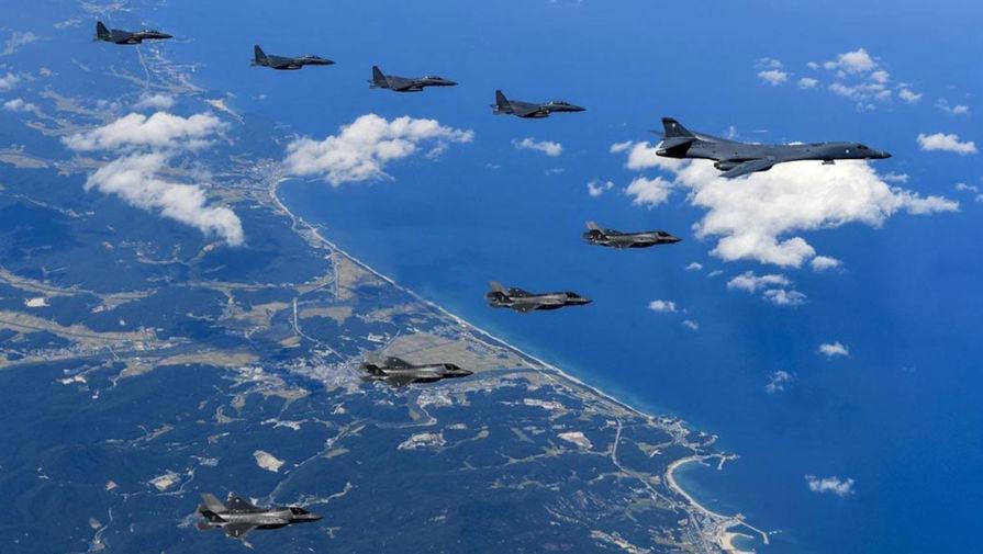 ВВС США испытали высокоточную 'Золотую Орду'