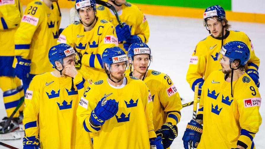 Тренер сборной Швеции назвал большим провалом вылет с чемпионата мира