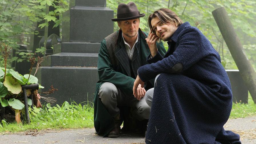 Японская NHK купила права на показ 'Шерлока в России' с Матвеевым